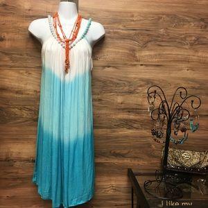 Beach summer dress